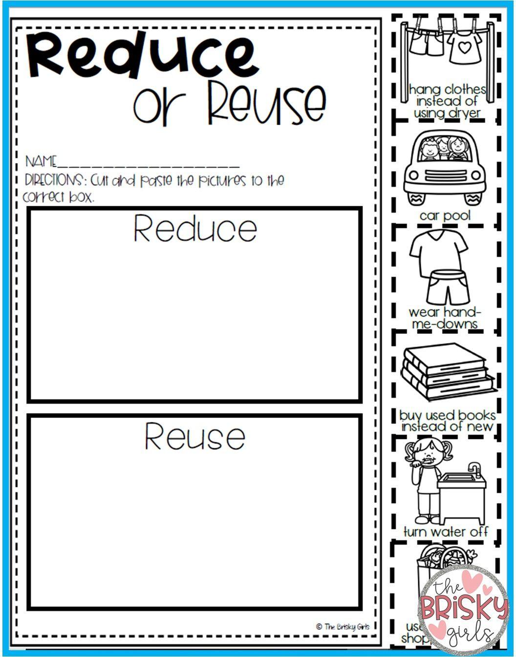 Earth Day Activities Take Home Packet Kindergarten