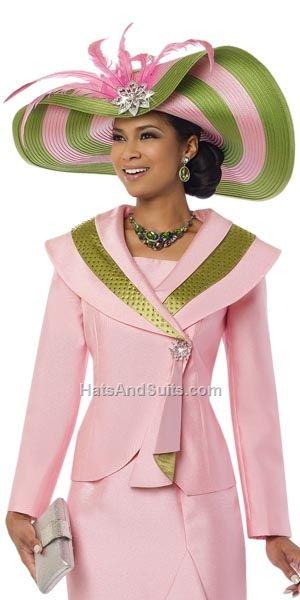89bbe4e39 Donna Vinci Couture Church HATS H11520 Spring & Summer 2017 ...