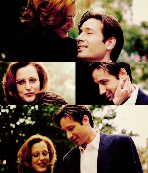 The X Files.