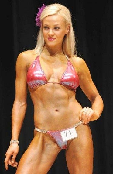 Interview with Amazing Bikini Competitor Olga Svyrydova