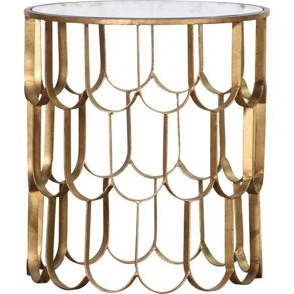 Erdos + Ko Monaco Side Table on Chairish.com