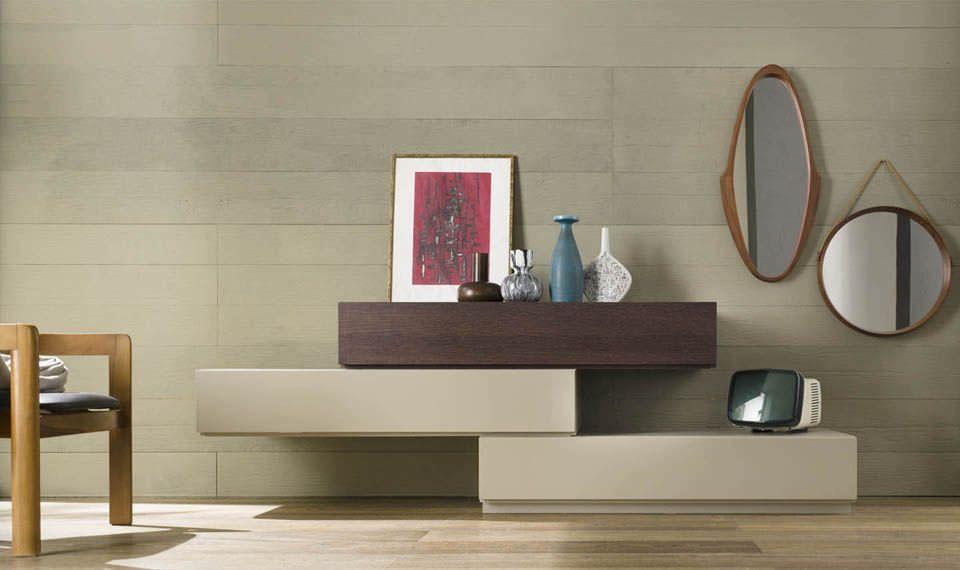 Innovative minimalistische gleichgewicht sideboard design ideen