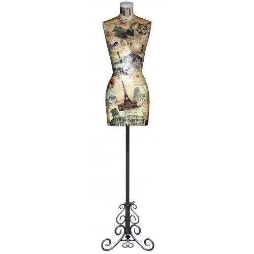 vintage dress form pics   Vintage Dress Forms Antique Display ...