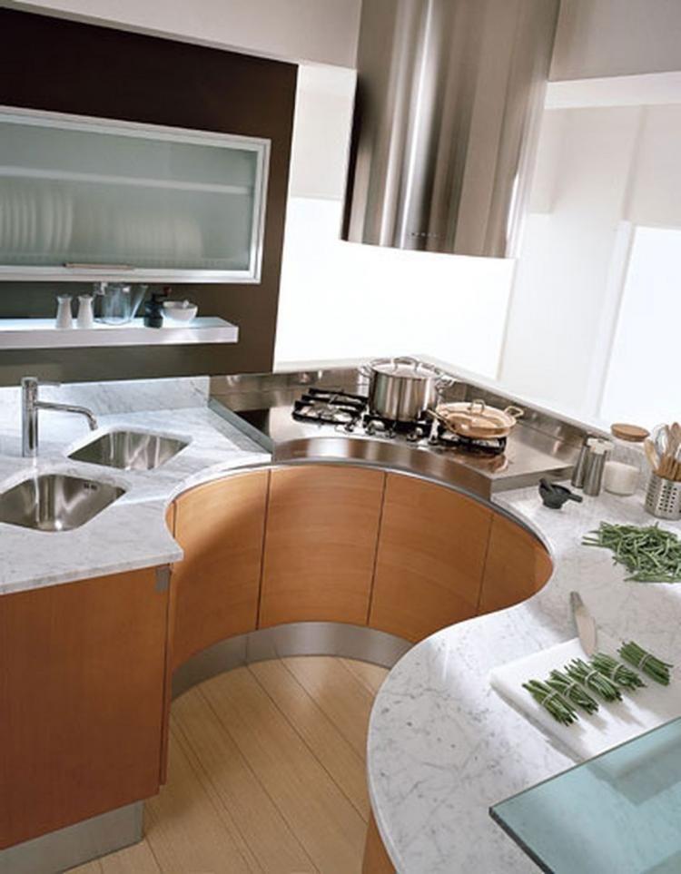 exciting small modern kitchen design ideas kitchenideas also rh pinterest