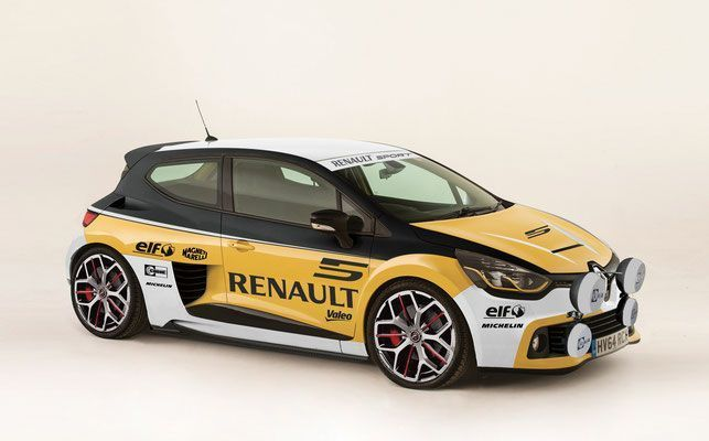 Renault Maxi Rally de Córcega #Clio #corsica #Maxi