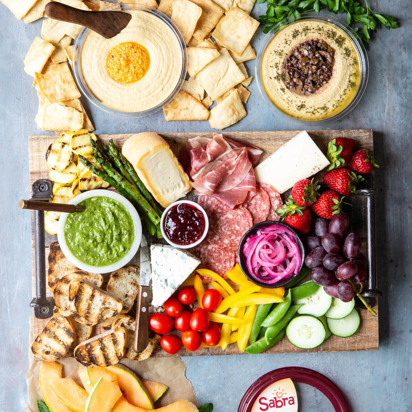 How To Build A Summer Charcuterie Board Recipe