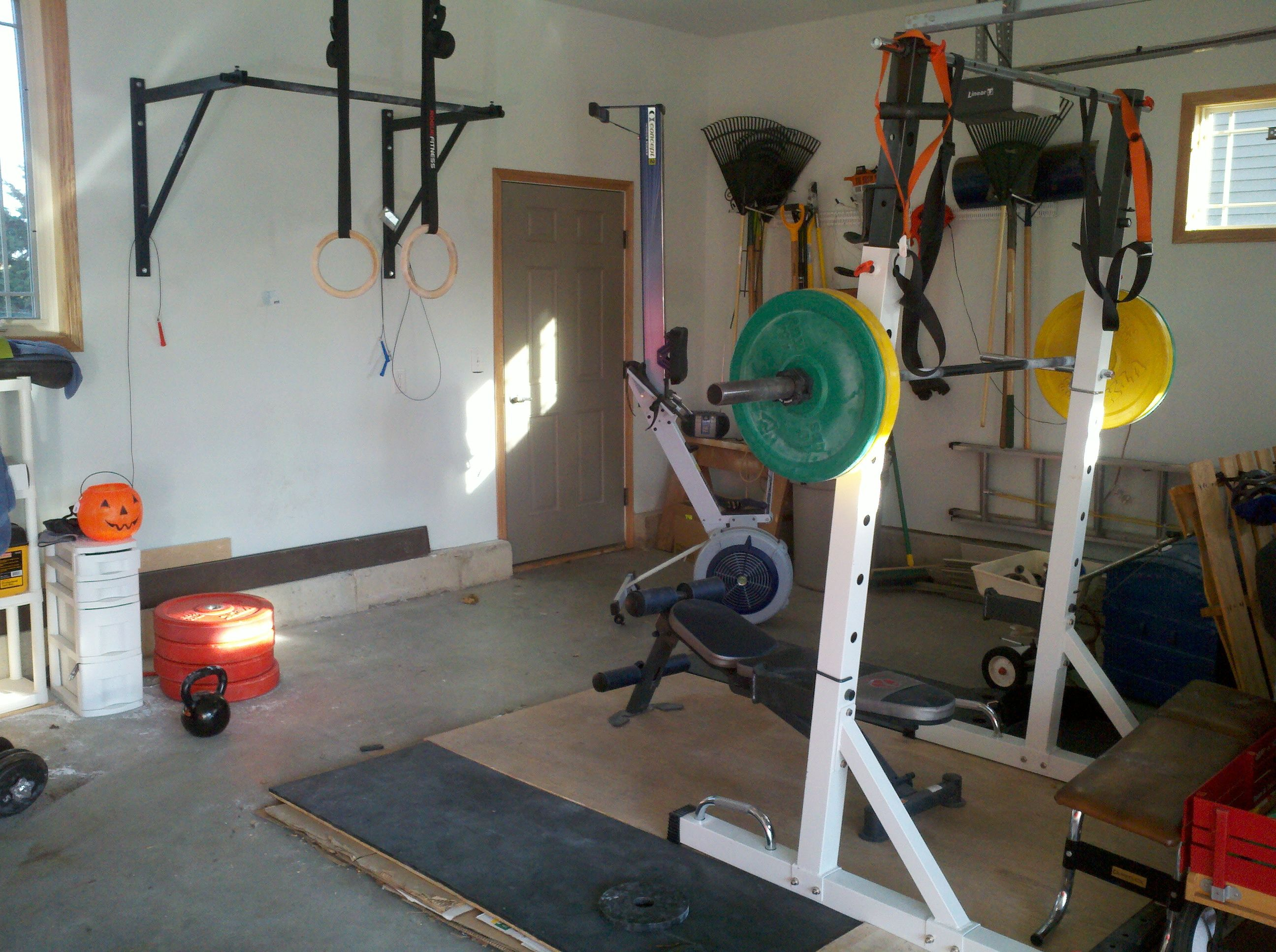 Pin by olenka on basement ideas home gym design at home gym