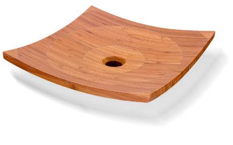 Zen bamboe wasschaal cm teakea toilet