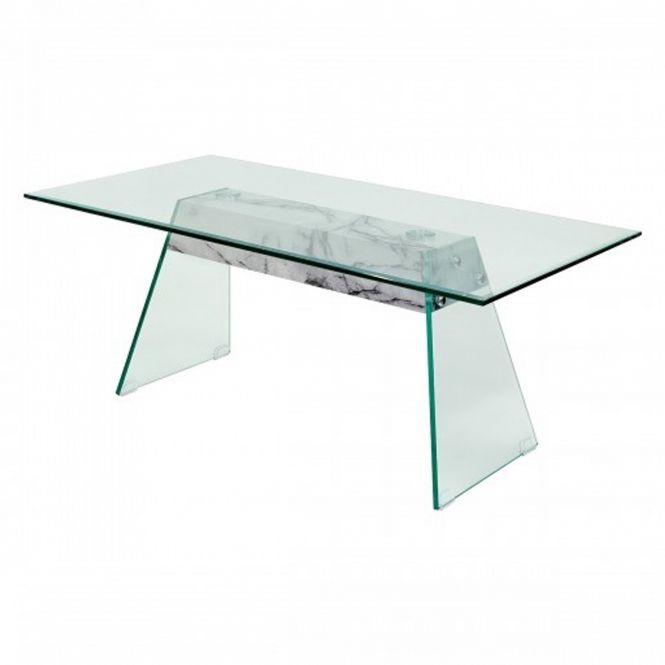 Talladega Glass Coffee Table Coffee Table Rectangular Glass Coffee Table Glass Coffee Table
