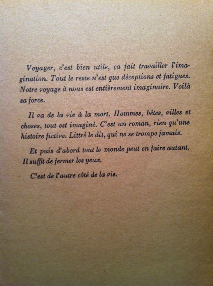 Citation Louis Ferdinand Celine Voyage Au Bout De La Nuit