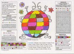 coloriages magiques coloriage magique pinterest coloriage