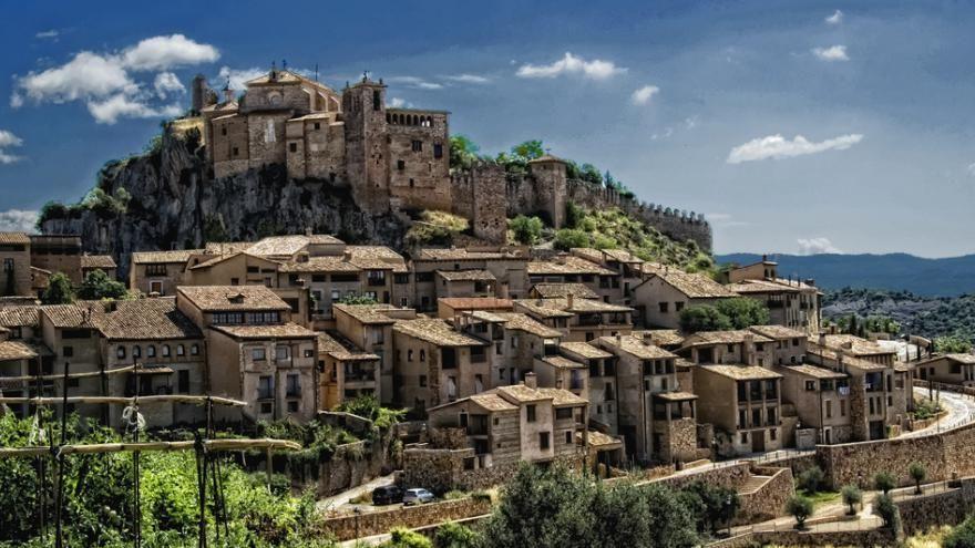 Salto de Bierge en el Parque Natural de la Sierra y Cañones de Guara (Huesca) - Buscar con Google