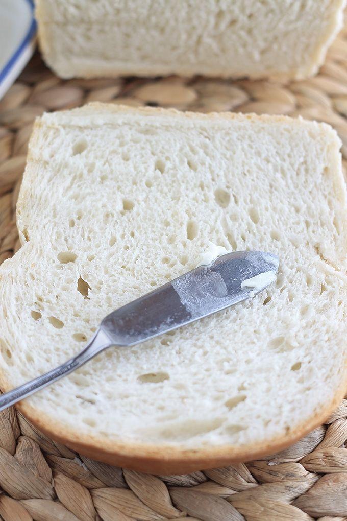 pain de mie moelleux et l ger recette. Black Bedroom Furniture Sets. Home Design Ideas