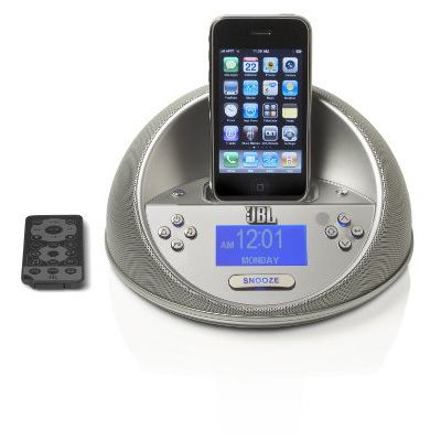 JBL On-Time Micro alarm clock ipod iphone dock charger Silver.  You like it?  You need it?  Im selling it on ebay:  http://www.ebay.com/itm/251052487518?ssPageName=STRK:MESELX:IT&_trksid=p3984.m1555.l2649#ht_2139wt_1328