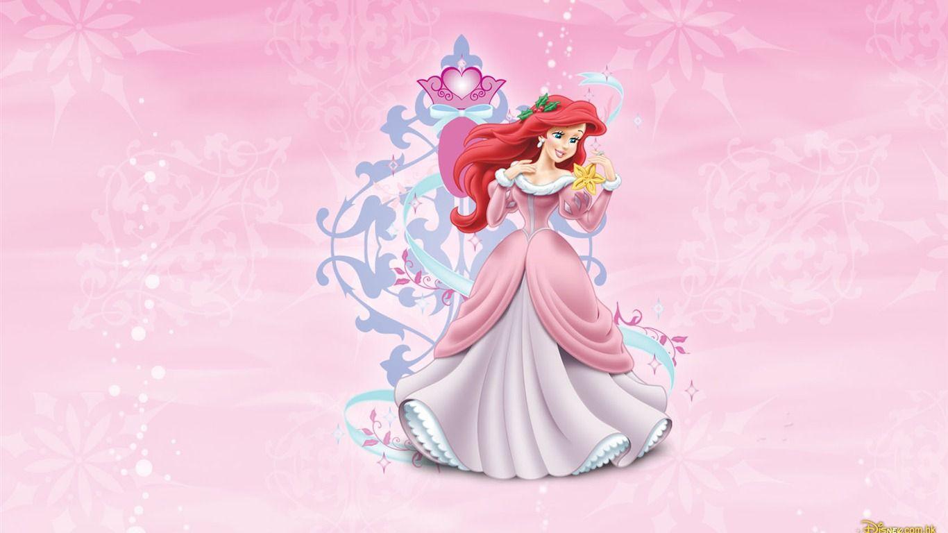 Pink Princess Wallpaper Hd