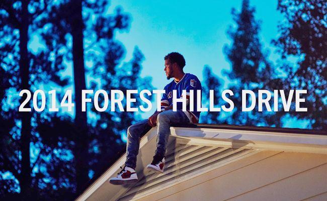 2014 forest hills drive j cole bilder
