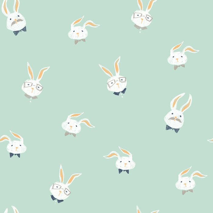 Bunny boys pattern designed by emily isabella