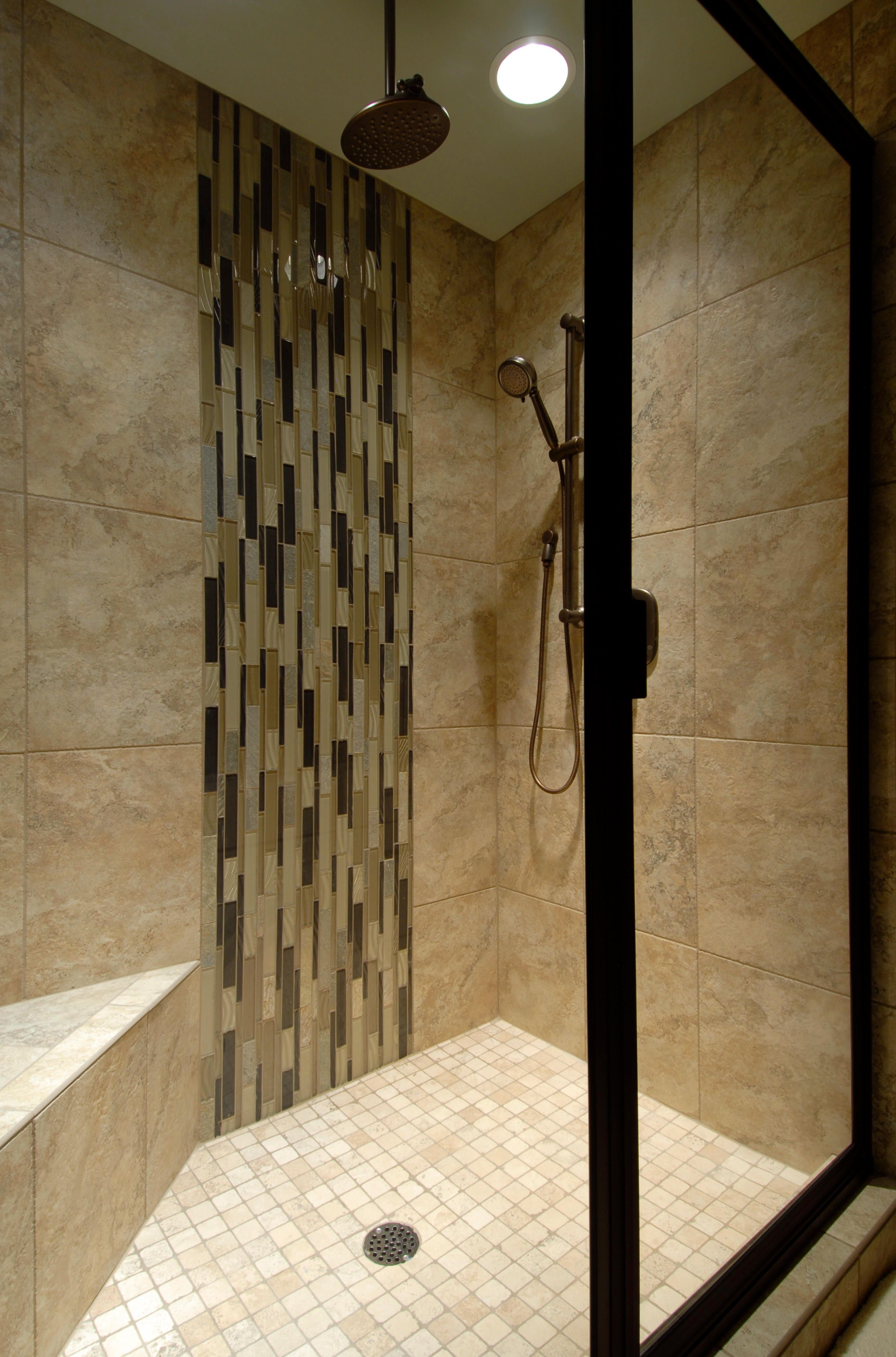 Shower Enclosure Installed By The Experts At Pikes Peak Glass In