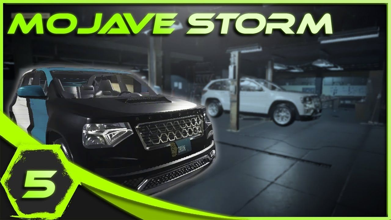 SPORT SUV   CAR MECHANIC SIMULATOR 2018   BOLTHORN GRAND