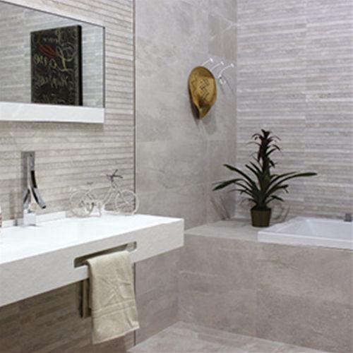 Keraben nature concept grey tile 240x690mm gemini - Ceramica keraben ...