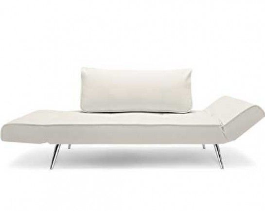 Hip Furniture LITTLE BIRD DELUXE This smaller sofa bed can be
