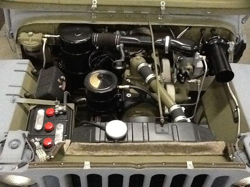 willys jeep cj 2a civilian cj dispatcher dj jeeps autos post. Black Bedroom Furniture Sets. Home Design Ideas