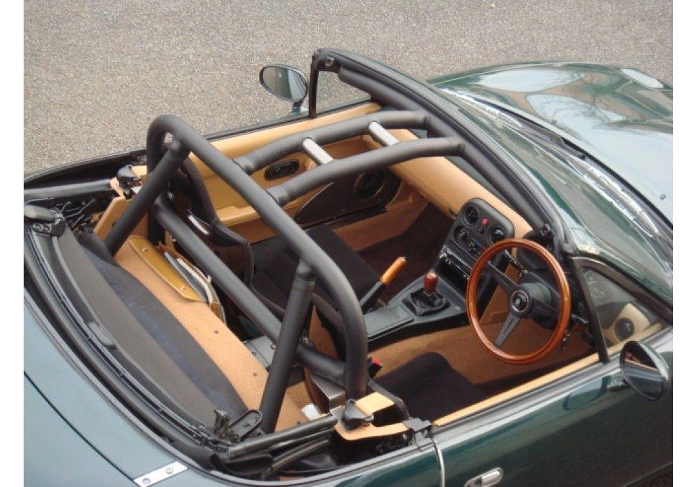 Saito Na Nb 4 Point Roll Cage For Miata Mx 5 Rev9 Miata Roll Cage Volkswagen 181