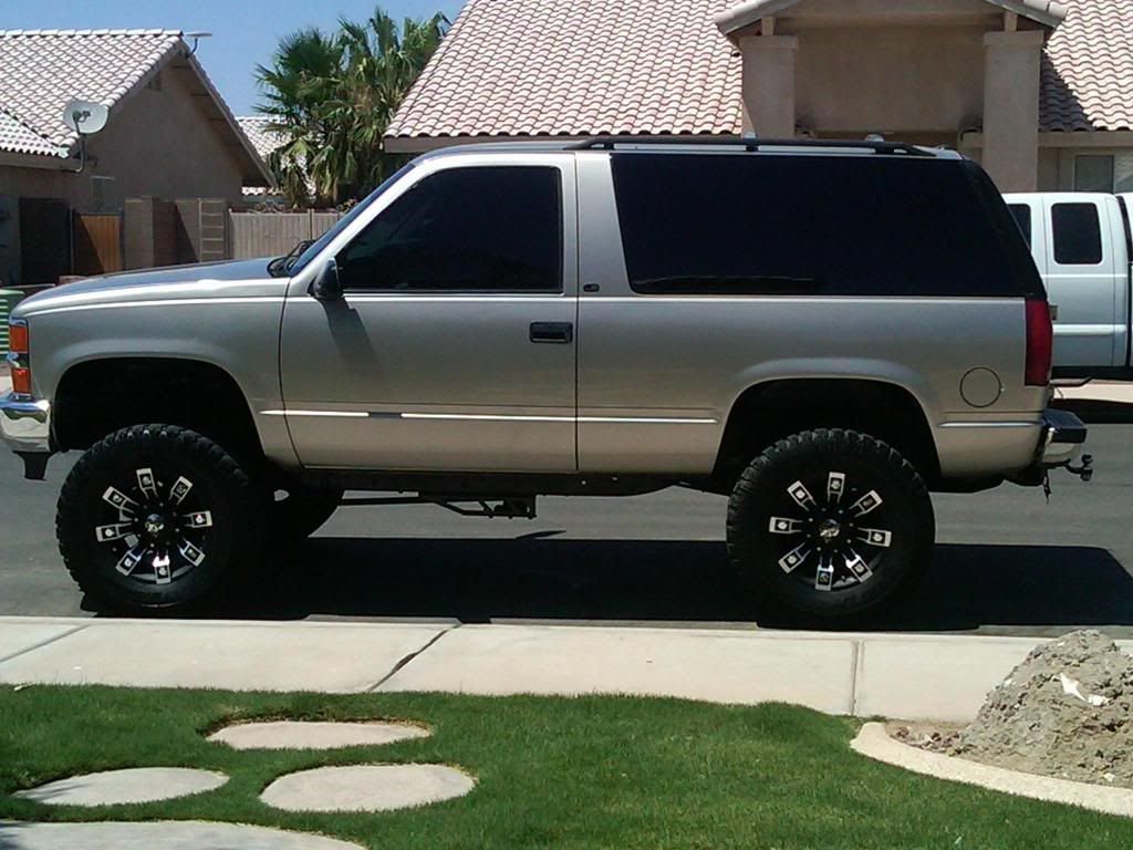 medium resolution of 2 door tahoe rockstar rims sponsored ad