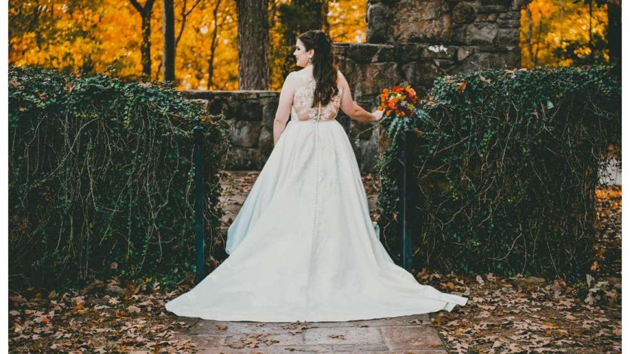 Sarah's Bridal Session at Mount