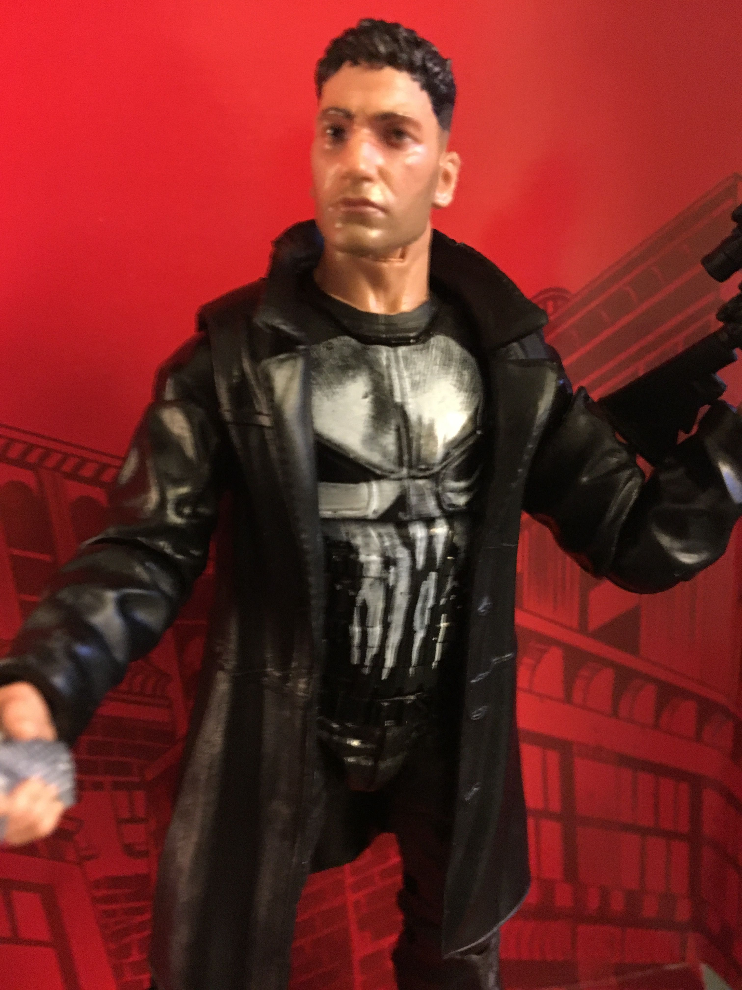 The Punisher Comic Book Characters Heroes For Hire Book Characters [ 4032 x 3024 Pixel ]