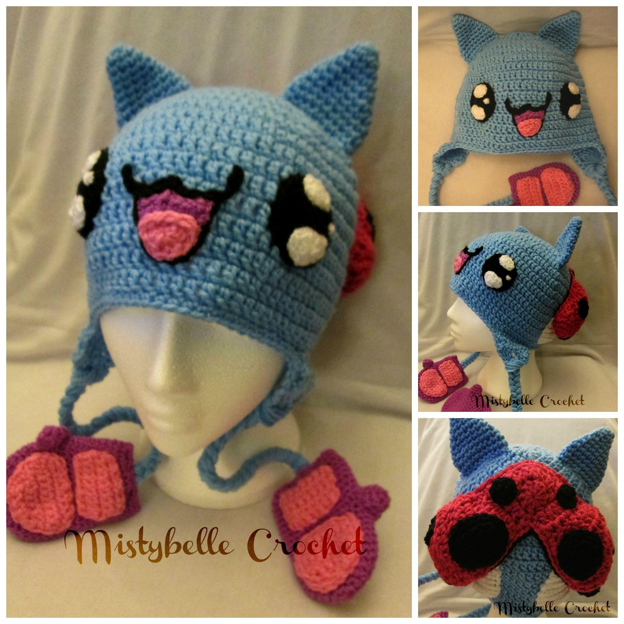 Catbug Crochet Hat Happy Knitting Pinterest Crochet Hats