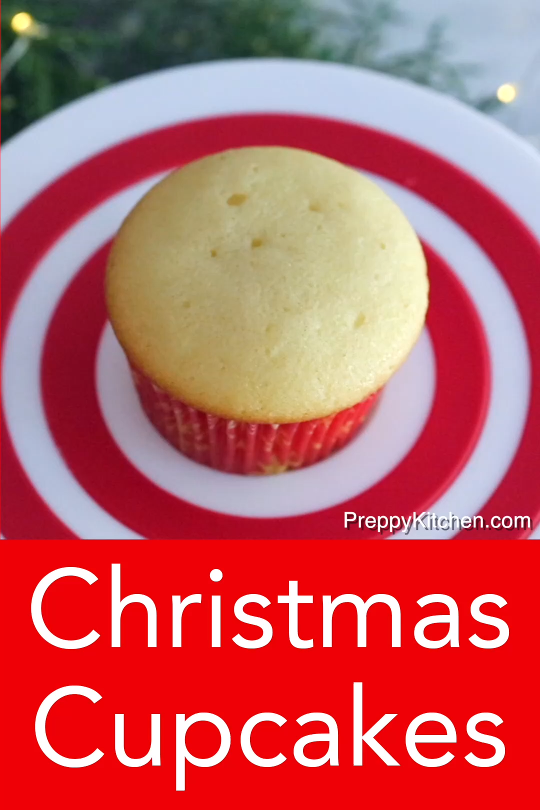 Christmas Cupcakes #cupcakenoel