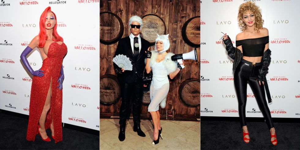 The 100 Most Epic Celebrity Halloween Costume Ideas | Best ...