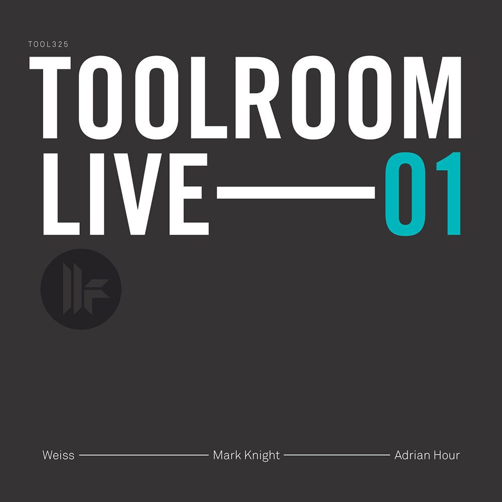 "Mark Knight presents ""Toolroom Live 01 - The Album"""