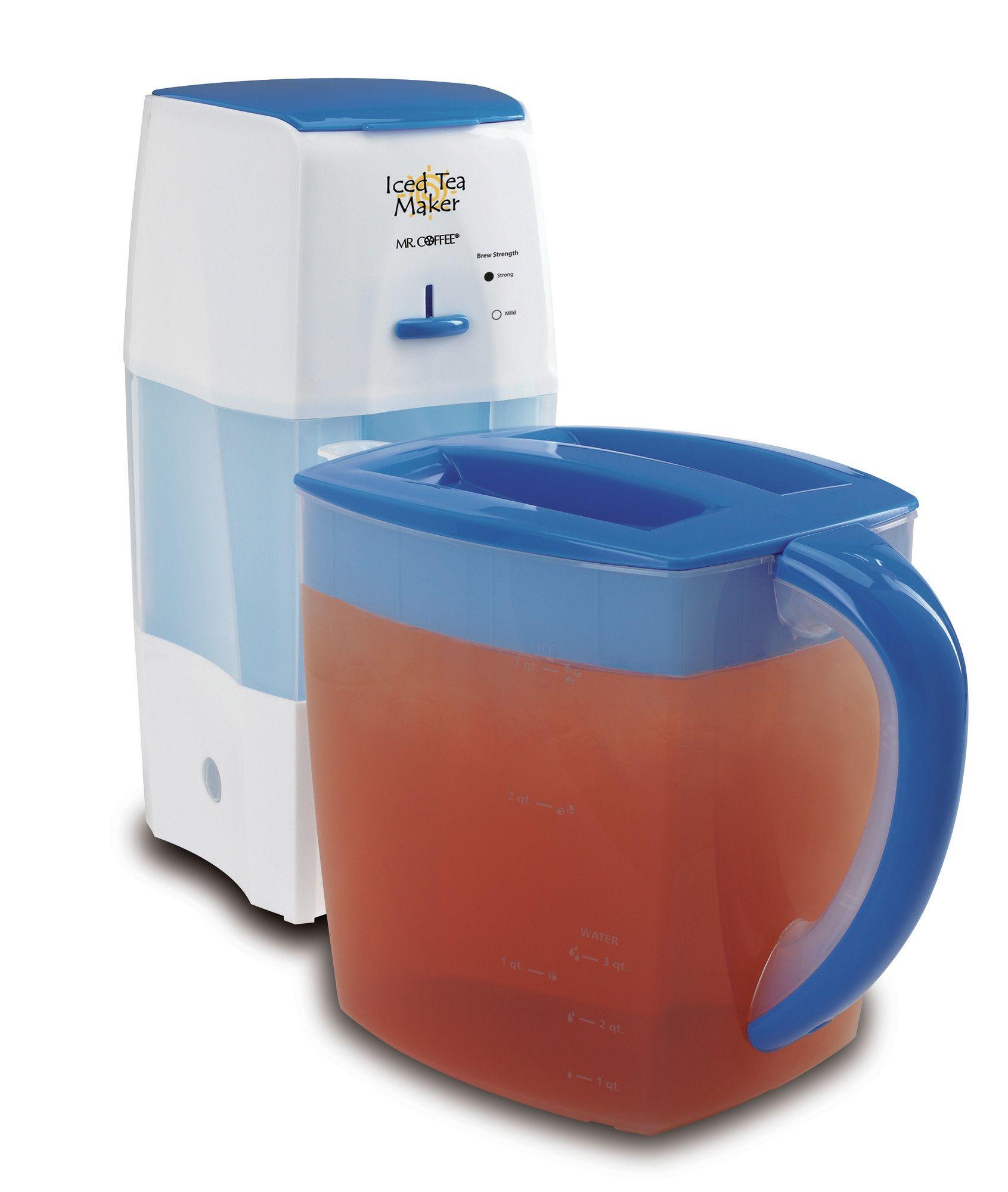 Iced Mocha Coffee Recipe & Mr. Coffee® Brewer /Millstone