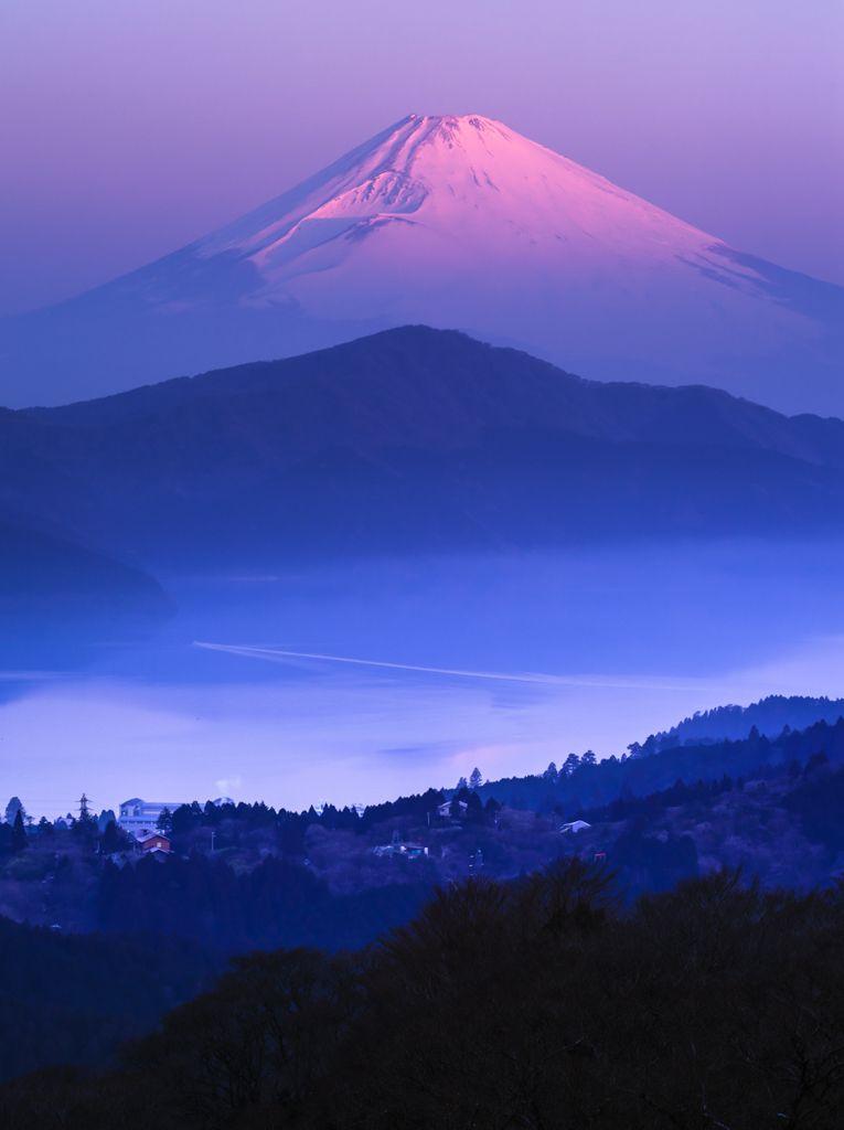 Mt Fuji, Japan  Japan  ,  ,  -2060