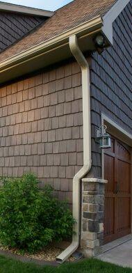 Best My Shake Siding Cedar Pride Harvest Cedar Exteria Building Products Exterior Panel Siding 640 x 480