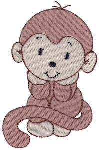 751 Monkeying Around Three - Bunnycup Embroidery | OregonPatchWorks