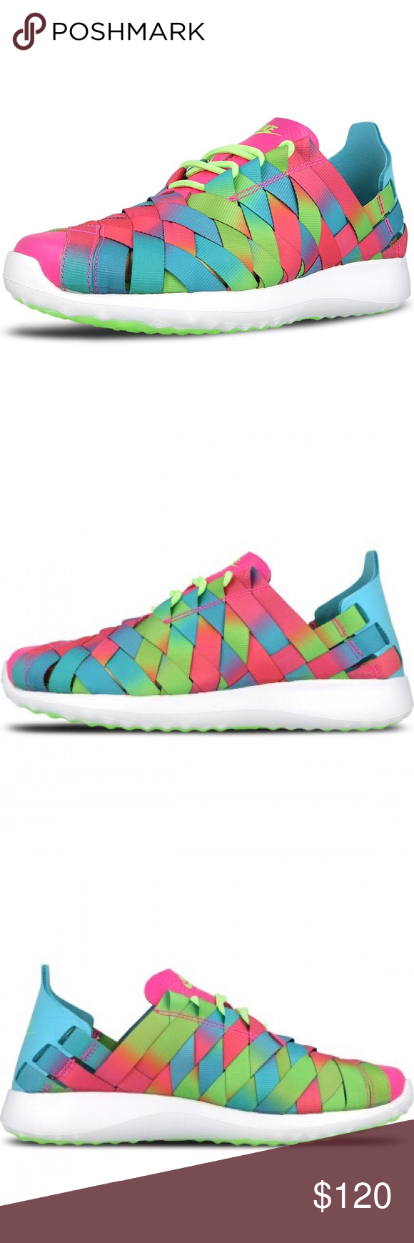 Nike Juvenate Woven Premium Multicolor Sz 9 or 9.5 Inspired by the Roshe  One b9db4c2c46