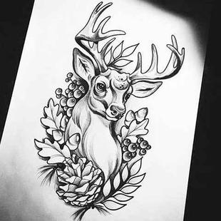Best 10 Apps For Drawing Ideas Last In 2020 Stag Tattoo Animal Tattoos Deer Tattoo Designs