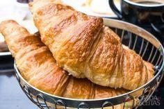 Receita de Croissant folhado em receitas de paes e lanches, veja essa e outras receitas aqui!