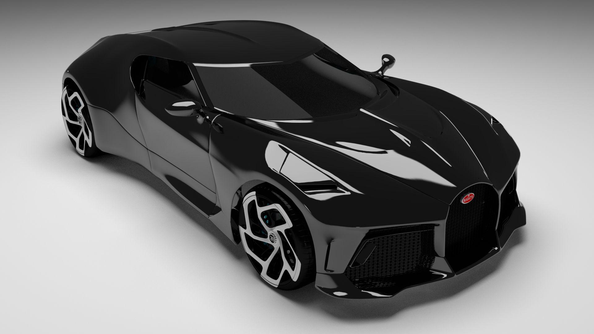 Bugatti La Voiture Noire La Voiture Noire Sports Car Vehicles