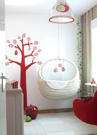 Kinderkamer decoratie boom tienerkamer decoratie kinderkamer pinterest wall stickers - Kinderkamer decoratie ...