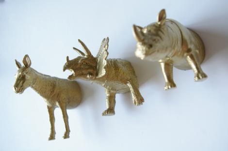 animal fridge magnets
