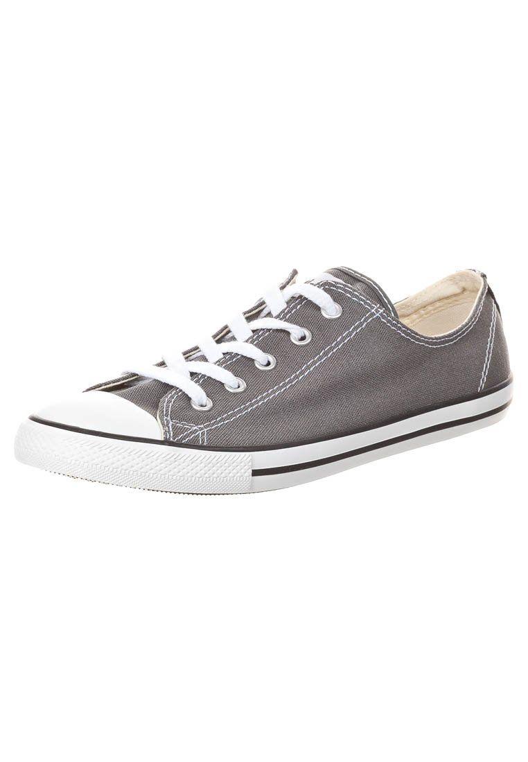 converse basse grigio