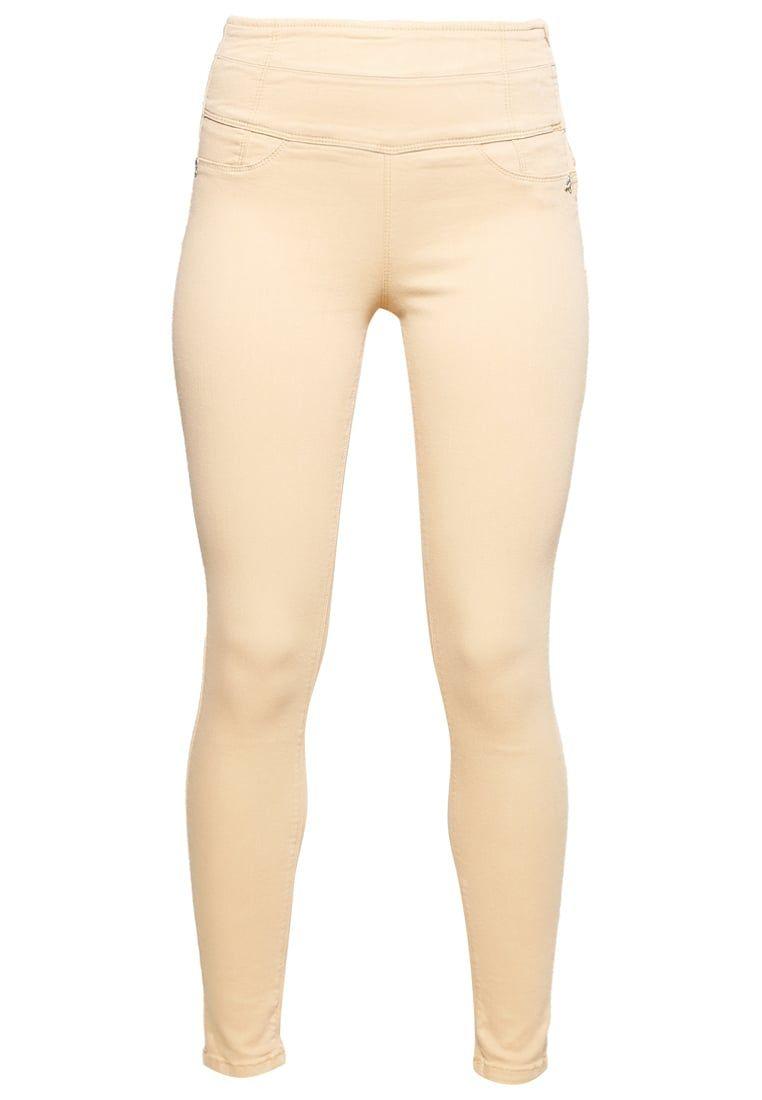 Patrizia Pepe Jeggings camel beige Premium bei Zalando.de   Material Oberstoff: 91% Baumwolle, 6% Polyester, 3% Elasthan   Premium jetzt versandkostenfrei bei Zalando.de bestellen!