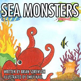 Sea Monster's is nice Bilingual Children's book, in Dutch, French, Japanese, Spanish and other languages.