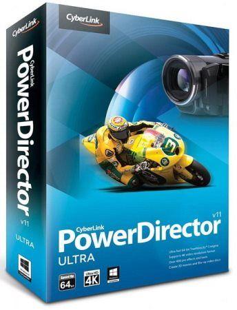 CyberLink PowerDirector 11 Ultra 11.0.0.2516 + Content Pack (2013 ...
