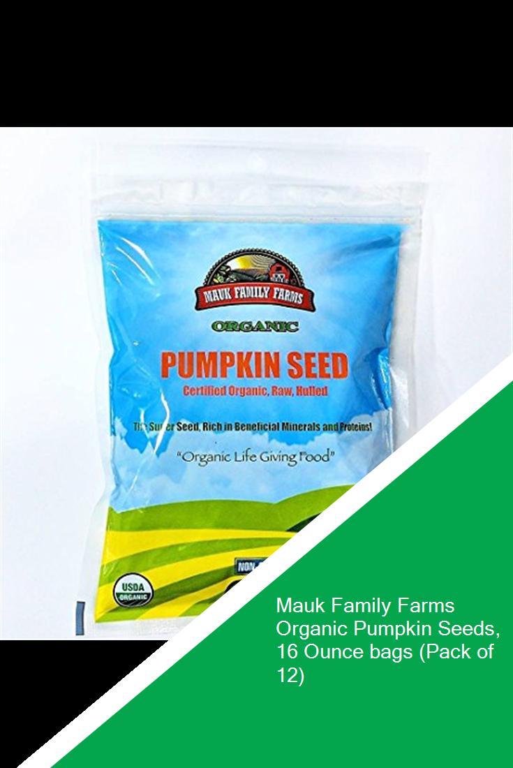 0e7cb03cfab9 Mauk Family Farms Organic Pumpkin Seeds