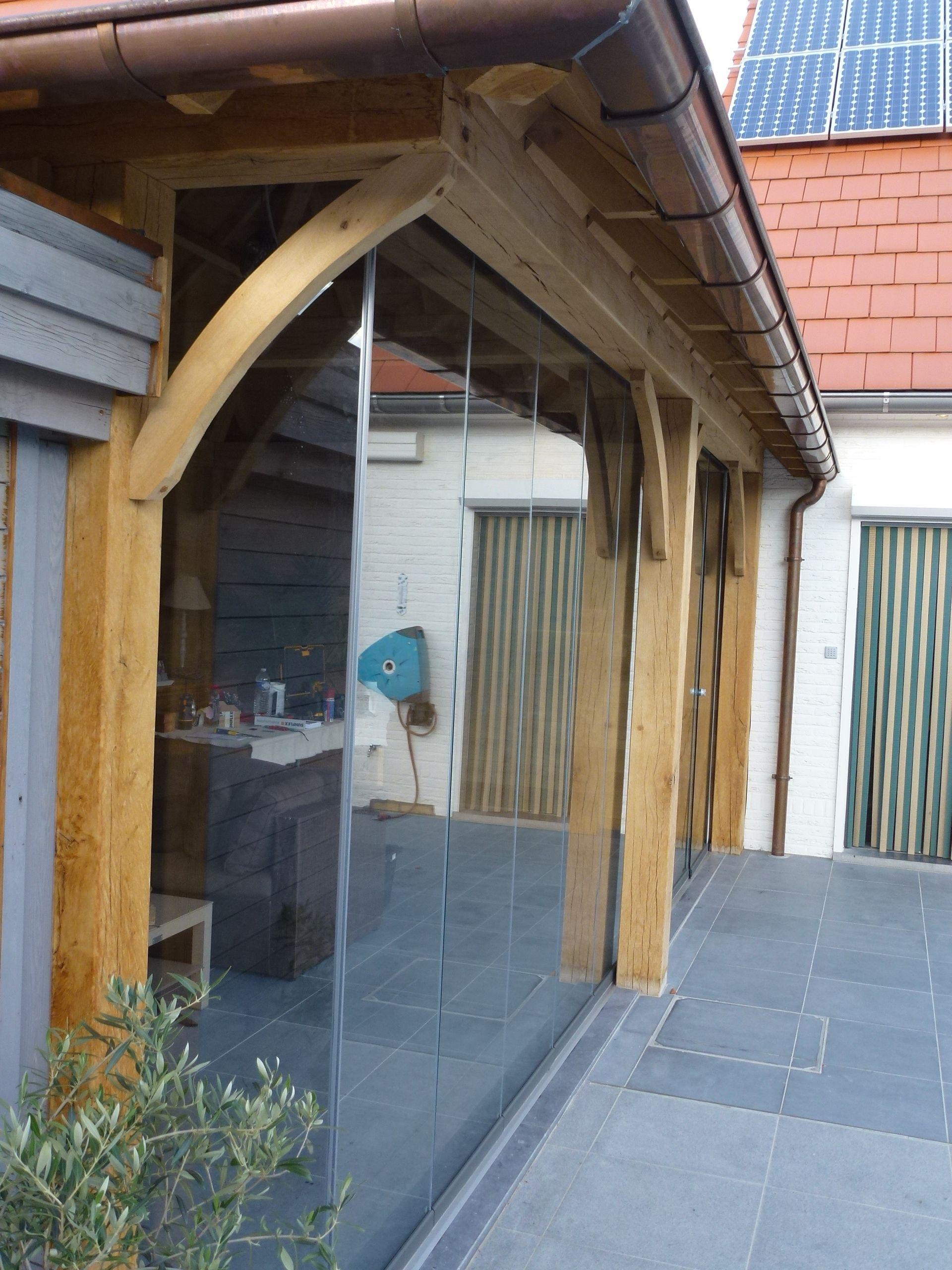 Sunflex SchiebeDrehSysteme SF25 für Terrasse und Balkon